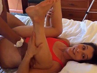 Yoga Wife Fucks Big Black Dick And Cuck Cleans Up Home Made