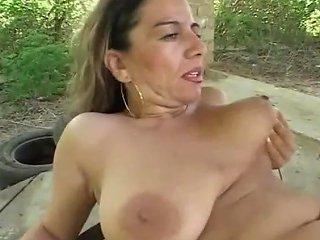 Big Tits Mature Anal Sex