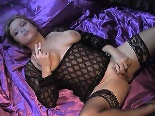 Smoking Masturbating Vibe On Satin Alhana Winter Rottenstar Vintage 124 Redtube Free Amateur Porn
